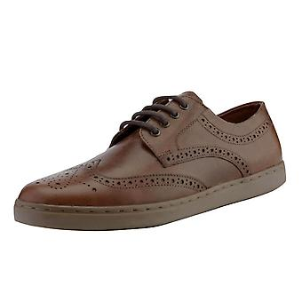 Red Tape Men's Girvan Leather Casual Brogue Shoes