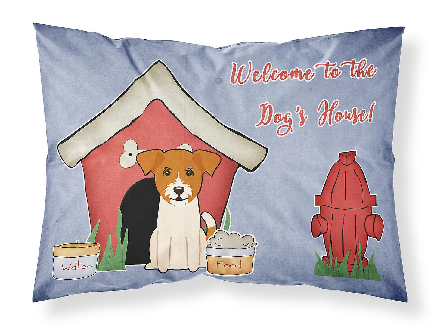 Russell Terrier Taie Dog Tissu House Collection Jack D'oreiller Standard qMjUzVSpGL
