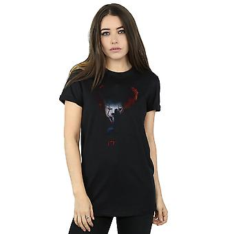 It Women's Pennywise Quiet Boyfriend Fit T-Shirt