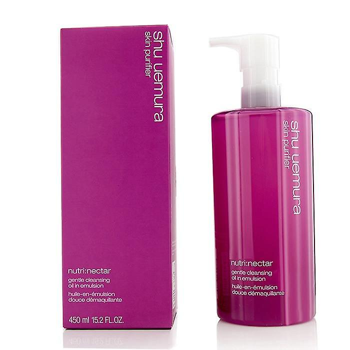 Shu Uemura Nutri: Nectar Gentle Cleansing Oil in Emulsion - 450ml/15.2oz