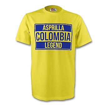 فاوستينو اسبريا كولومبيا أسطورة المحملة (أصفر)
