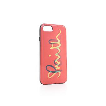 Paul Smith Accessories Mens Iphone 7 Contrast Picture Case