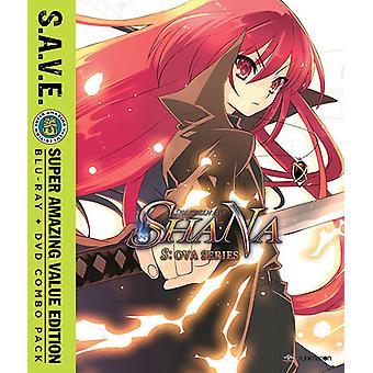 Shakugan geen Shana - S: Ova serie - S.a.V.E. [Blu-ray] USA importeren