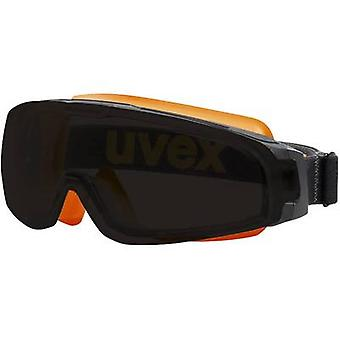 Safety glasses Uvex u-sonic 9308248 Grey, Orange