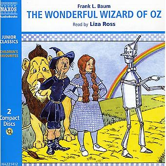 L. Frank Baum - Wonderful Wizard of Oz [CD] USA import