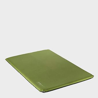 New Vango Comfort 7.5 Insulated Double Sleeping Mat Green