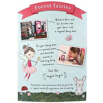 Iets anders POS Forest Fairy Card