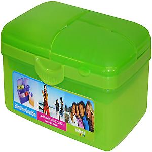 Sistema déjeuner Slimline Quaddie Lunch Box 18096600