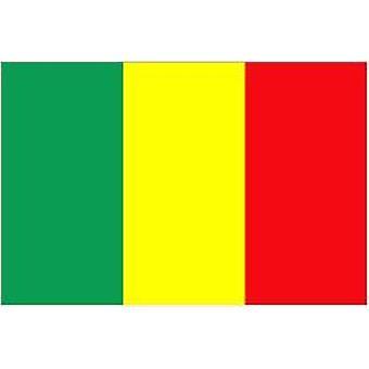 Mali Flagge 5 x 3 ft mit Ösen für hängende