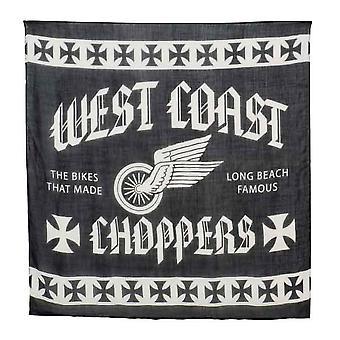 West Coast choppers wings multipurpose scarf