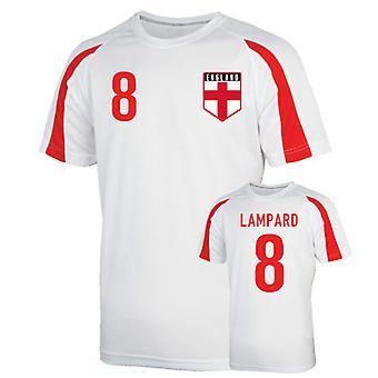 England Sports Training Jersey (lampard 8) - Kids