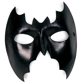 多米诺蝙蝠面具嘉年华眼面具蝙蝠强盗配件