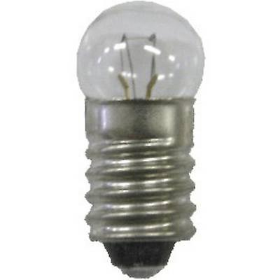 Bicycle light bulb 2.50 V 0.5 W Clear 5018