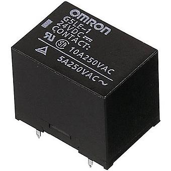 Omron G5LE-1-VD 5 VDC PCB relay 5 Vdc 8 A 1 change-over 1 pc(s)