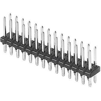 W & P Products Pin strip (standard) No. of rows: 2 Pins per row: 2 944-13-004-00 1 pc(s)