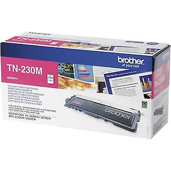 Toner cartridge Original Brother TN-230M Magenta Page yield 1400 pages