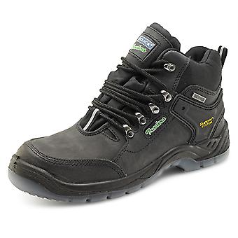 Click Hiker Safety Boot Black S3 - Ctf30