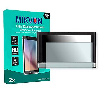 Garmin nüvi 2597LMT Screen Protector - Mikvon Clear (Retail Package with accessories)