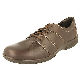Ladies DB  Lace Up Shoes Glossop