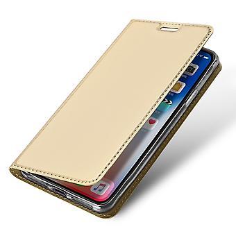 DUX DUCIS Pro Series case iPhone XR-Gold
