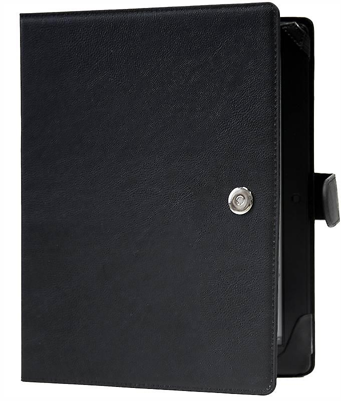 Icarus Leather case black for Icarus eXceL, Magno Targus and Onyx M92