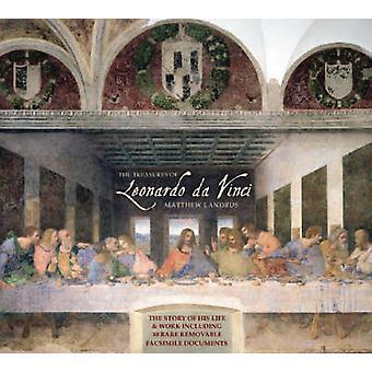 The Treasures of Leonardo Da Vinci by Matthew Hayden Landrus - 978023