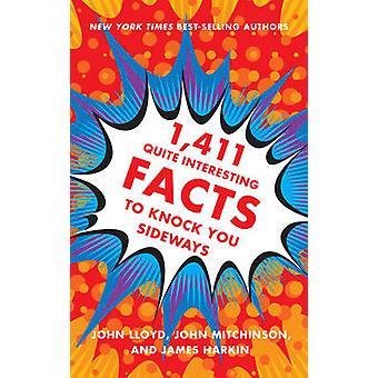1-411 fatos bastante interessantes para derrubá-lo lateralmente por John Lloyd-