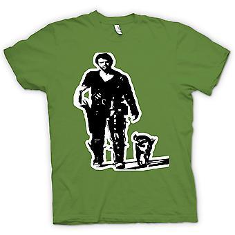 Mens T-shirt - Mad Max - BW - Cult
