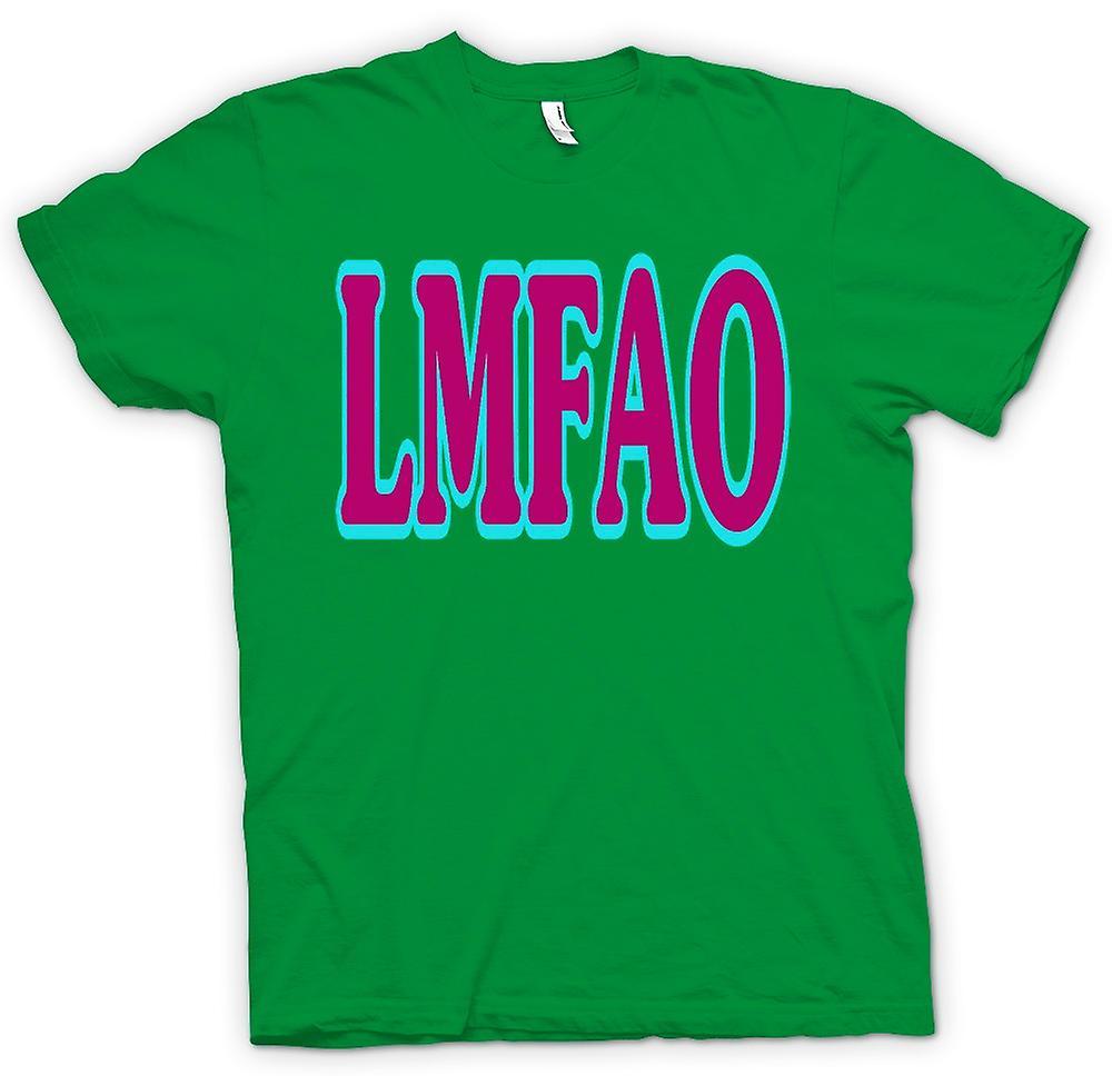 Mens t-shirt - Lmfao - Funny