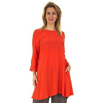 Masai Clothing Tunic 191500521 Galila Red