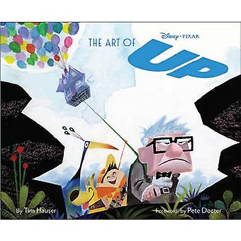 The Art of Up by Tim Hauser - 9780811866026 Book