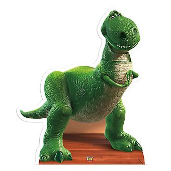 Rex - Toy Story Lifesize papp åpning / Standee