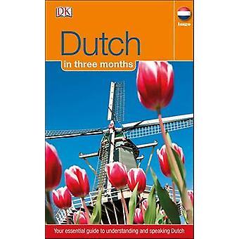 Dutch in 3 Months by DK - 9781405391610 Book