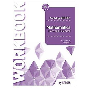 Cambridge IGCSE Mathematics Core and Extended Workbook by Cambridge I