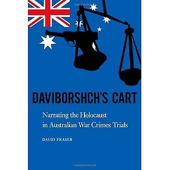 Daviborshchs vagn: berättande förintelsen i australiska Krigsbrottförsök