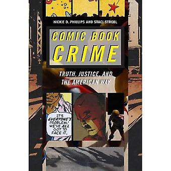 Comic-Buch-Kriminalität