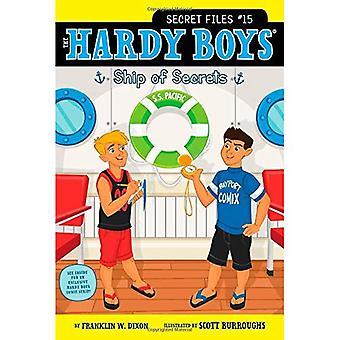 Ship of Secrets (Hardy Boys: The Secret Files)