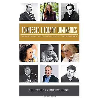 Luminarias literarias de Tennessee: De Cormac McCarthy a Robert Penn Warren