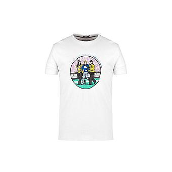 Weekend Offender The Law White T-shirt