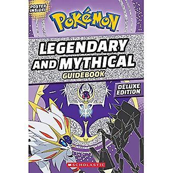 Lendário e mítico guia: edição de luxo (Pokemon)