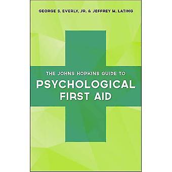 La guía de Johns Hopkins a primeros auxilios psicológicos