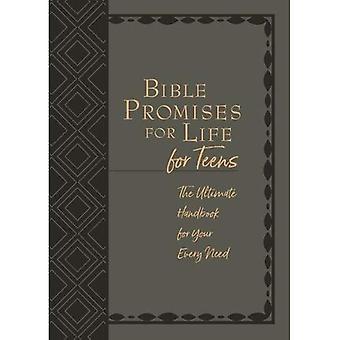 Bibelns löften för livet (för tonåringar): den ultimata handboken för alla dina behov