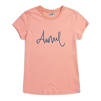 Animal Reel Me In Short Sleeve T-Shirt