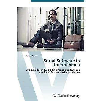 Social programvara i Unternehmen av seenthroughmyeyes Florian