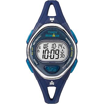 Timex IRONMAN® Sleek 50 Mid-Size Silicone Watch - Navy