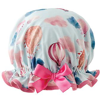 Hot Air Balloons Shower Cap