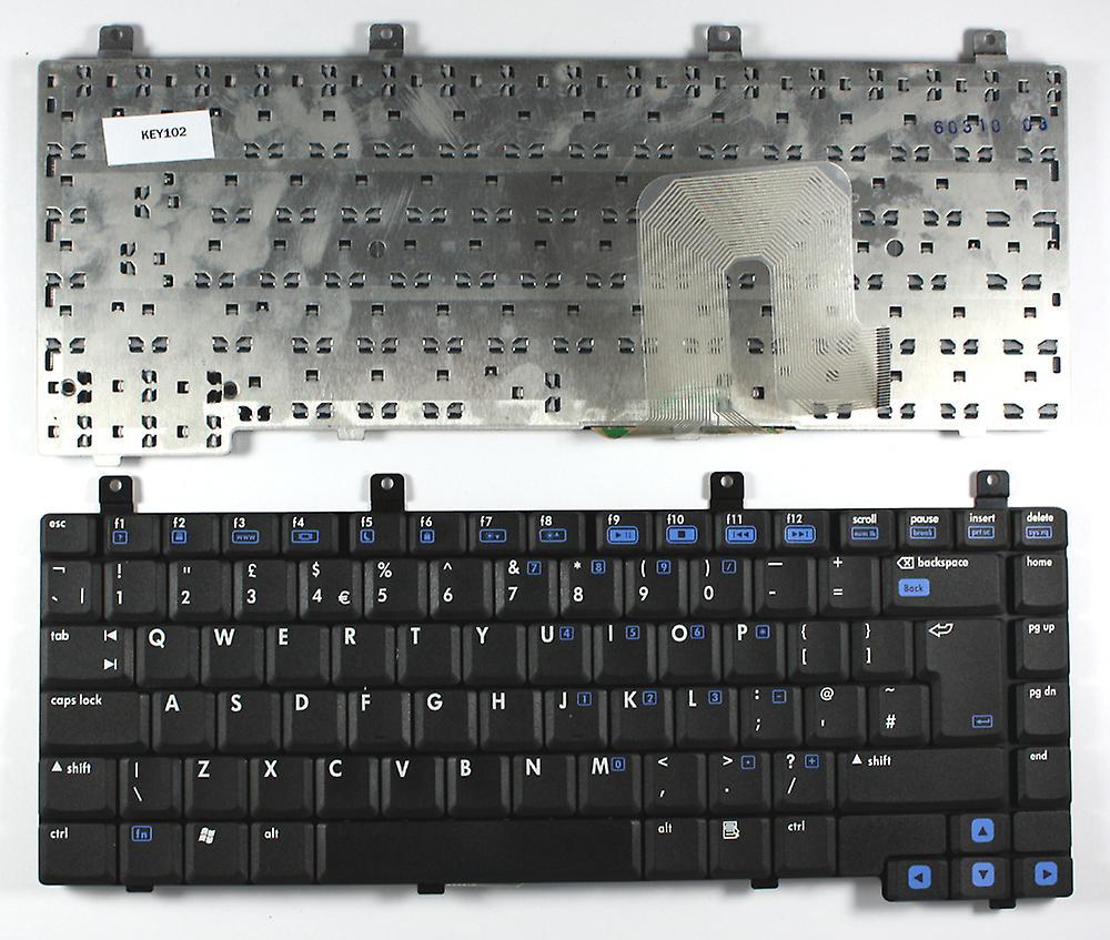 Clavier d'ordinateur portable HP Pavilion DV4070EA-EA020EA noir UK mise en remplaceHommest