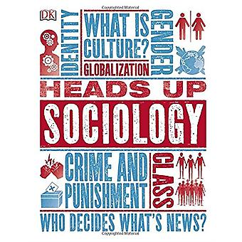 Heads Up Sociology by DK - 9780241296936 Book