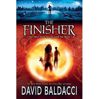 The Finisher by David Baldacci - 9780545652209 Book