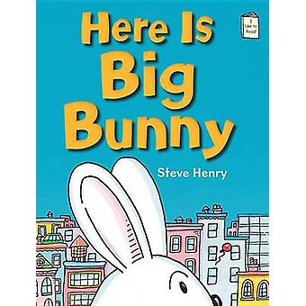 Here Is Big Bunny by Steve Henry - 9780823437740 Book